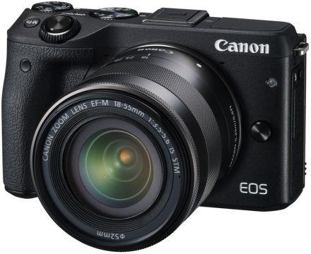 Canon EOS M3 cena od 12991 Kč