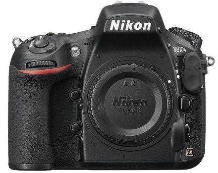 Nikon D810A cena od 95990 Kč