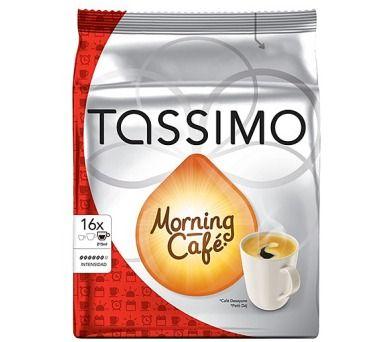 Jacobs Tassimo Morning Café 124,8 g