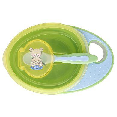 Rotho Babydesign Cestovní mistička s víčkem a lžíčkou cena od 0 Kč