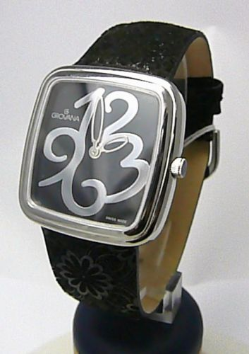Grovana 4413.1537. 4 990 Kč. Dámské švýcarské hodinky Grovana 4413.1537 se  safírovým nepoškrabatelným sklem ... 5a8685185d