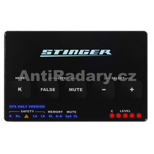 Carcomputer Stinger CARD HD