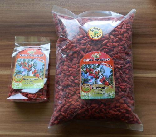 Salvia Paradise Kustovnice čínská Goji výběr plodů 250 g cena od 192 Kč