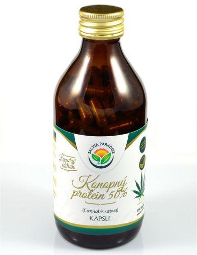 Salvia Paradise Konopný protein 50% 190 ks