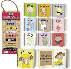 Little Color Books cena od 331 Kč