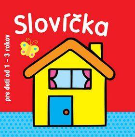 Slovíčka - pre deti od 1  do 3 rokov cena od 72 Kč