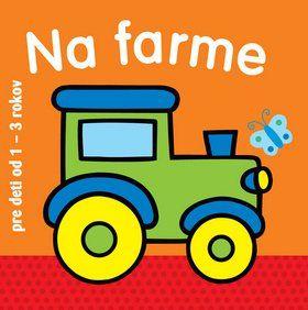 Svojtka Na farme pre deti od 1 - 3 rokov cena od 56 Kč