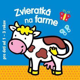 Svojtka Zvieratká na farme pre deti od 1 - 3 rokov cena od 56 Kč