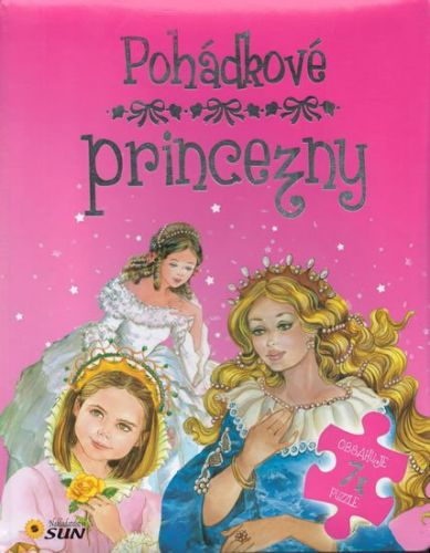 Pohádkové princezny cena od 95 Kč