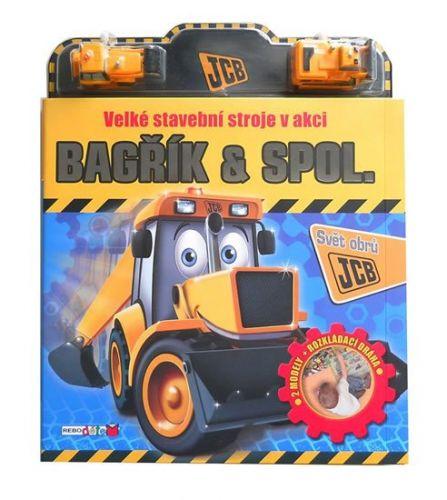 Bagřík & spol. - Velké stavební stroje v akci cena od 263 Kč