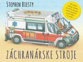 Stephen Biesty: Záchranárske stroje cena od 206 Kč