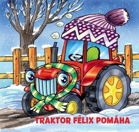 Helena Černohorská: Traktor Félix pomáha cena od 61 Kč