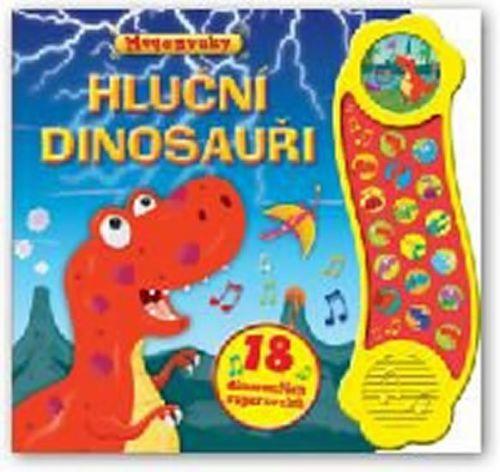 Hluční dinosauři cena od 223 Kč
