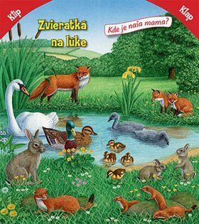 MATYS Zvieratká na lúke cena od 107 Kč