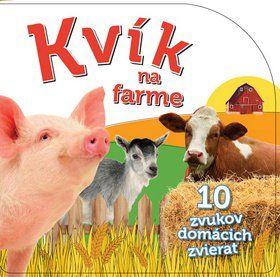Svojtka Kvík na farme cena od 383 Kč