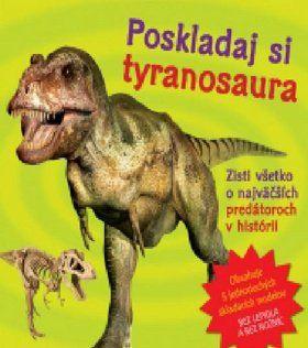 Svojtka Poskladaj si tyranosaura cena od 130 Kč