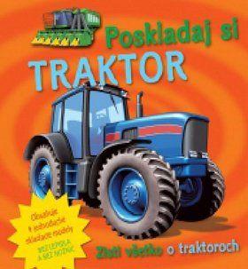Svojtka Poskladaj si traktor cena od 172 Kč