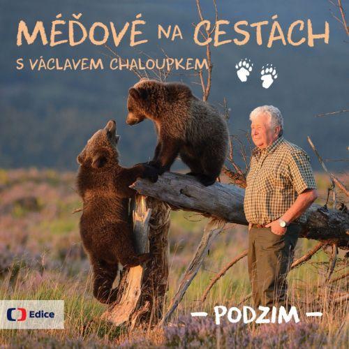 Václav Chaloupek: Méďové na cestách cena od 48 Kč