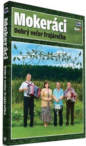 Mokeráci - Dobrý večer - DVD cena od 160 Kč