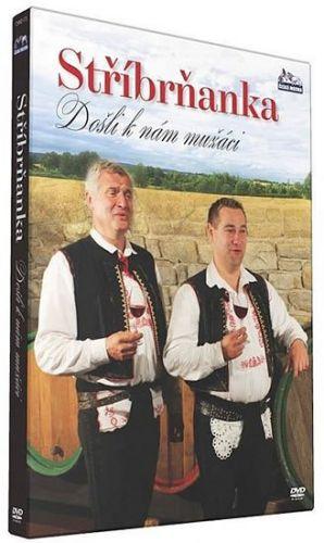 Stříbrňanka - Došli k nám mužáci - DVD cena od 132 Kč