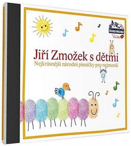 Zmožek Jiři s dětmi - 1 CD cena od 110 Kč
