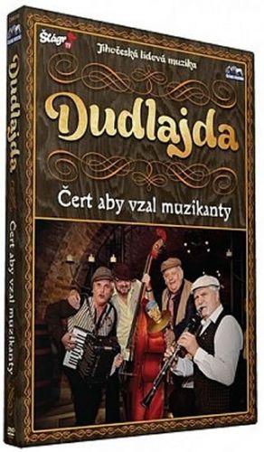 Dudlajda - Čert aby vzal muzikanty - DVD cena od 139 Kč