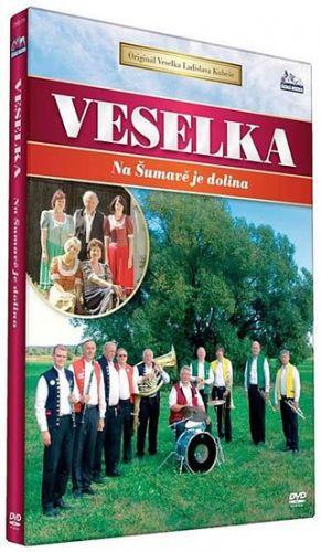 Veselka - Na Šumave je dolina - DVD cena od 125 Kč