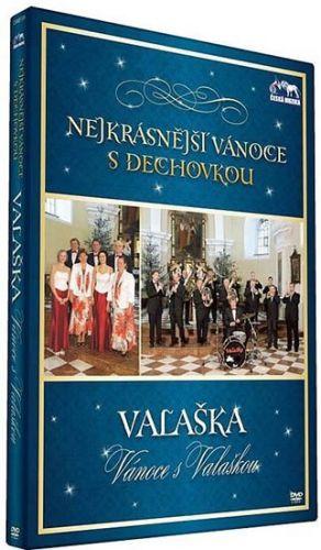 Vánoce s Valaškou - DVD cena od 117 Kč