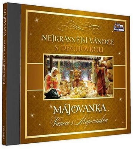 Vánoční dechovky - Vánoce s Májovankou - 1 CD cena od 125 Kč