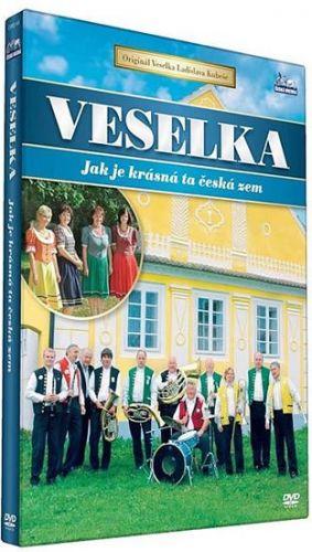 Veselka - Jak je krasná ta česka zem - DVD cena od 125 Kč