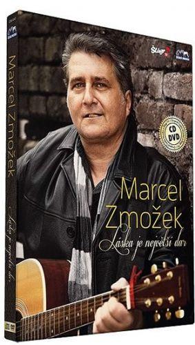 Zmožek Marcel - Láska je největší dar - CD+DVD