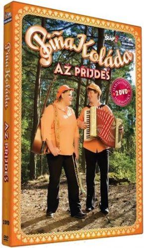 Piňa Koláda - Až přijdeš - 2 DVD cena od 235 Kč