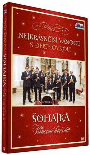 Vánoce s Šohajkou - DVD cena od 117 Kč