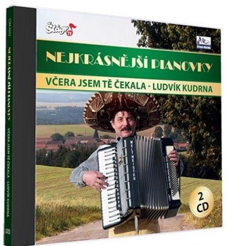Kudrna - Včera jsem tě čekala - 2 CD cena od 235 Kč