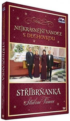 Vánoce se Stříbrňankou - DVD cena od 117 Kč