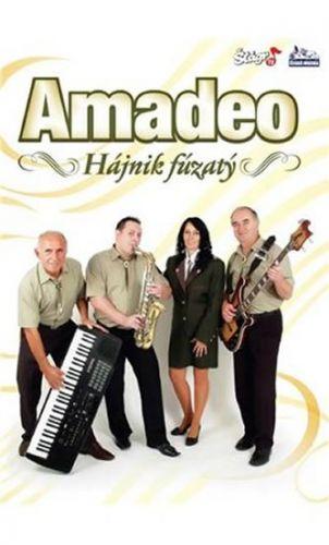 Amadeo - Hájnik fúzatý - 1 DVD cena od 139 Kč