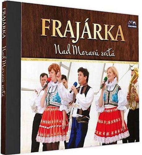 Frajarka - Nad Moravou svítá - 2 CD cena od 160 Kč