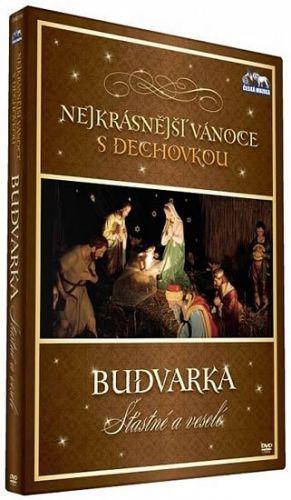 Vánoce s Budvarkou - DVD cena od 117 Kč