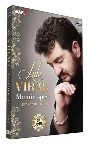 Virág Lubo - Mamin spev - CD+DVD cena od 235 Kč