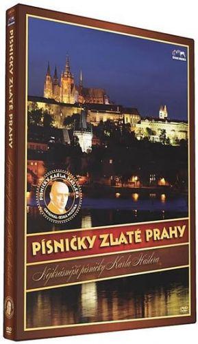 DVD Hašlerky - Písničky zlaté Prahy - DVD cena od 132 Kč