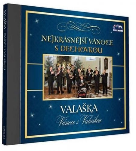 Vánoční dechovky - Vánoce s Valaškou - 1 CD cena od 125 Kč