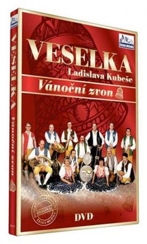 Veselka - Vanočni zvon - DVD cena od 117 Kč