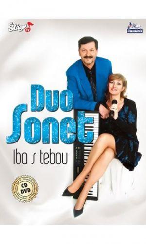 Duo Sonet - Iba s tebou - CD+DVD cena od 235 Kč