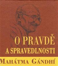 Mahátma Gándhí, Milan Fibiger: O pravdě a spravedlnosti cena od 103 Kč