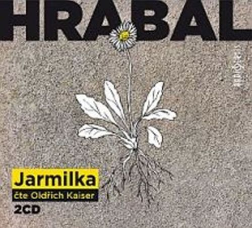 Bohumil Hrabal: Jarmilka - 2CD cena od 128 Kč