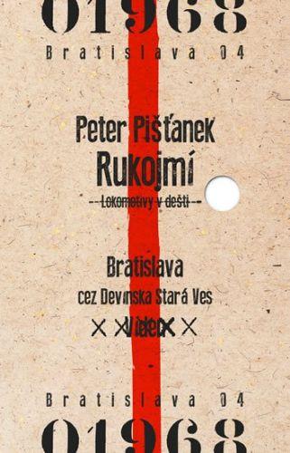 Peter Pišťanek: Rukojmí cena od 239 Kč