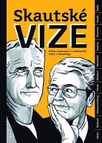 Miloš Říha: Skautská vize cena od 120 Kč