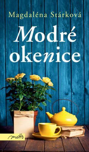 Magdaléna Stárková: Modré okenice cena od 126 Kč