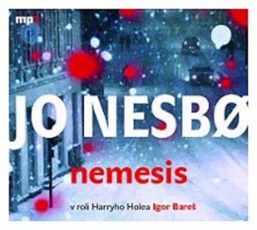 Jo Nesbo: Nemesis - CDmp3 cena od 159 Kč