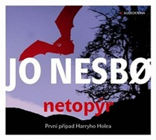 Jo Nesbo: Netopýr - CDmp3 cena od 263 Kč